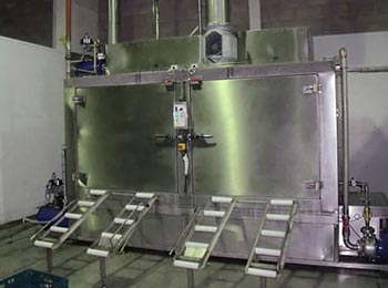 Dolav Bulk Container Washers