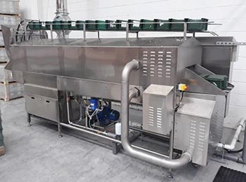 Inline Washing Systems