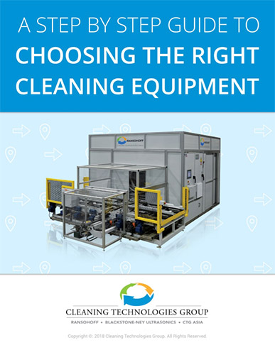 Choosing the Right Cleaning Equipment