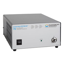 Ultrasonic Generators - Sweepsonik