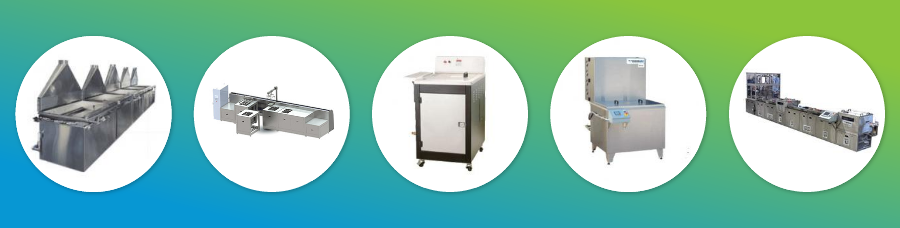 Ultrasonic Cleaning Equipment - Options for a Variety of Needs