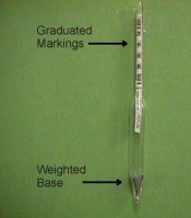 Picture of Hydrometer